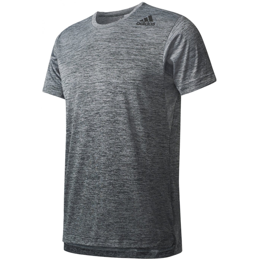 adidas tshirt gris homme