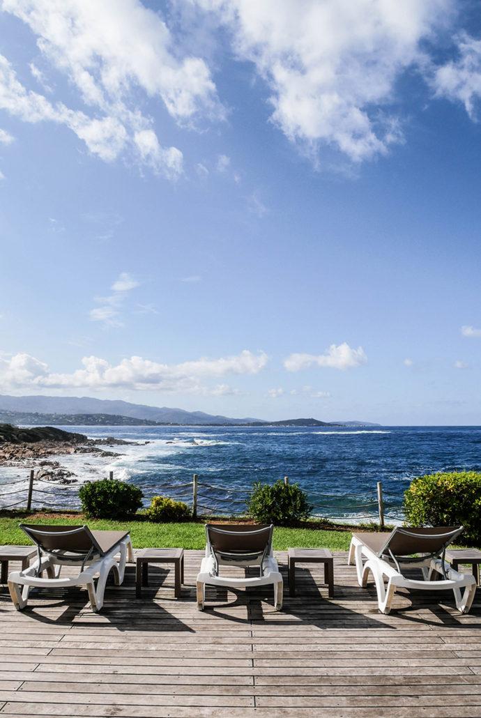 Sofitel Thalassa Sea & Spa Ajaccio mer Corse