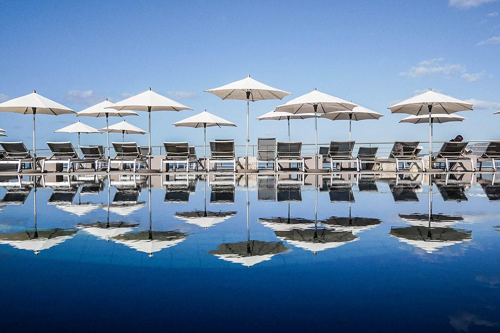 Ajaccio Sofitel Thalassa Sea Spa Pool Piscine