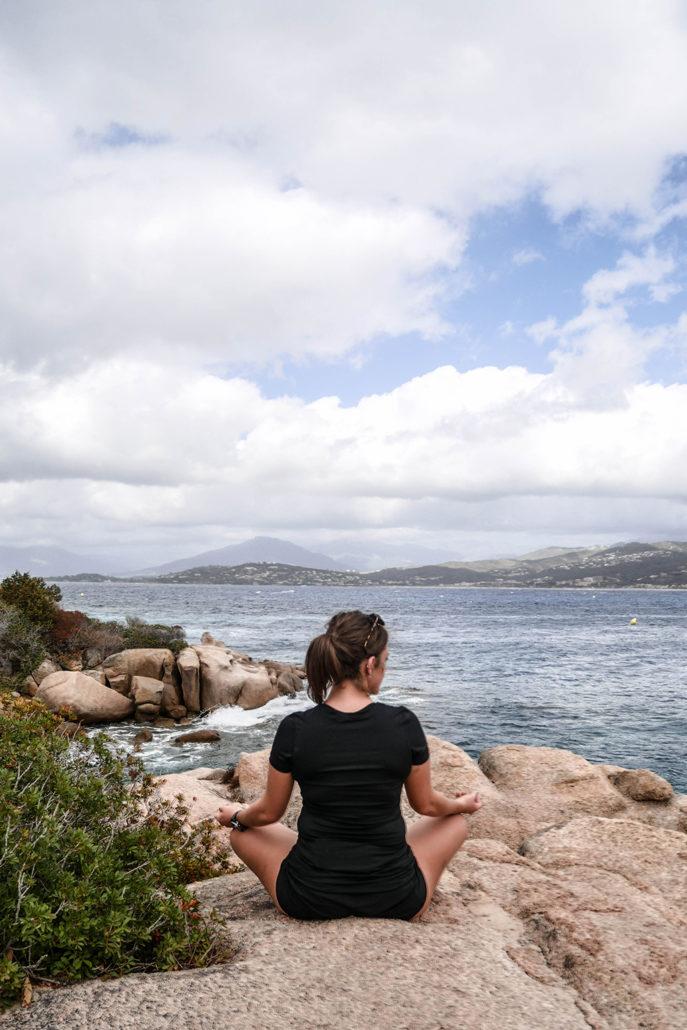 Ajaccio Sofitel Thalassa Sea Spa Zen Yoga