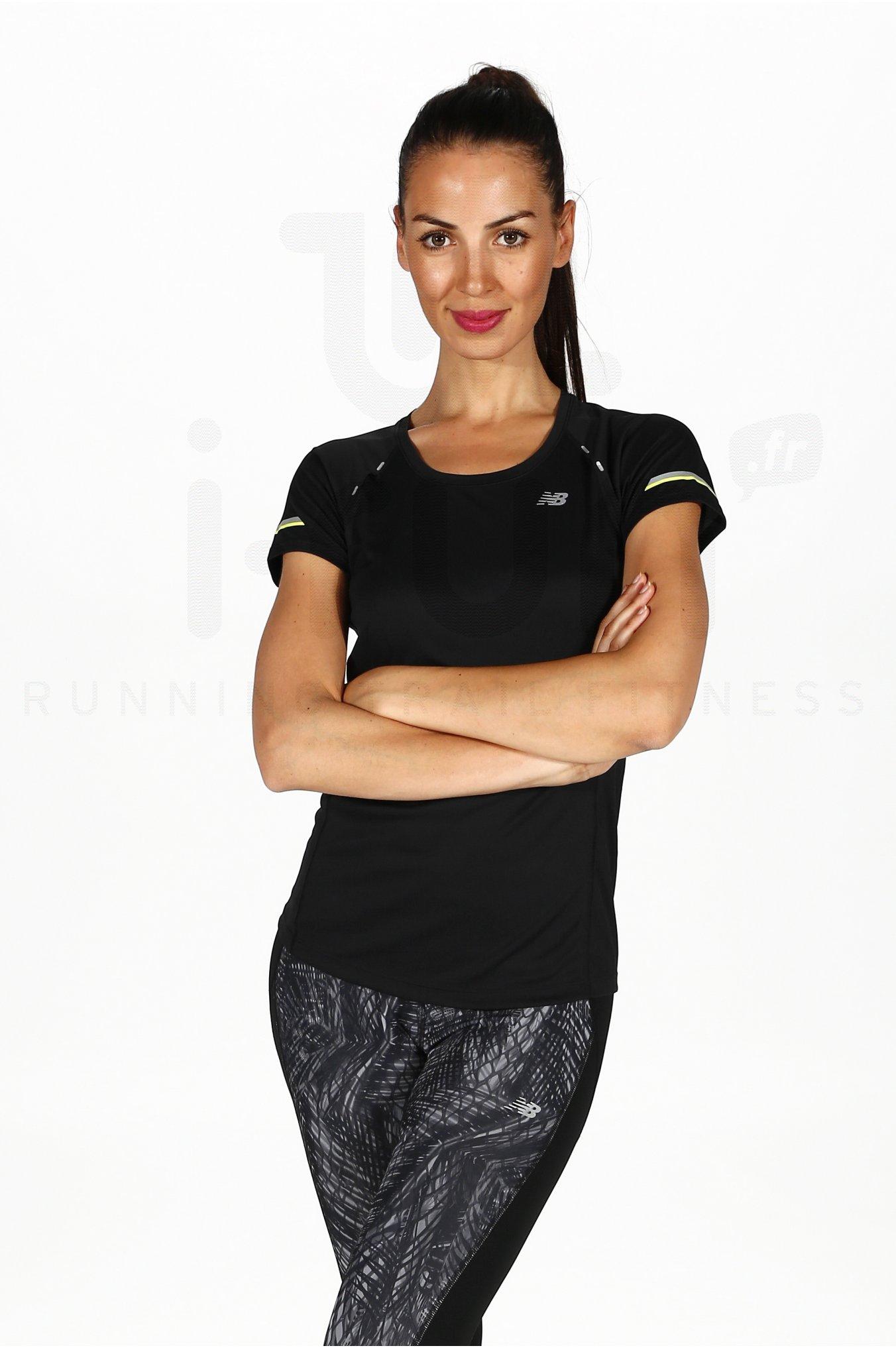 Ice Femme Bonjour Tee Shirt W Balance Vetements 1 162654 New Ftpz b6gvfyIY7m