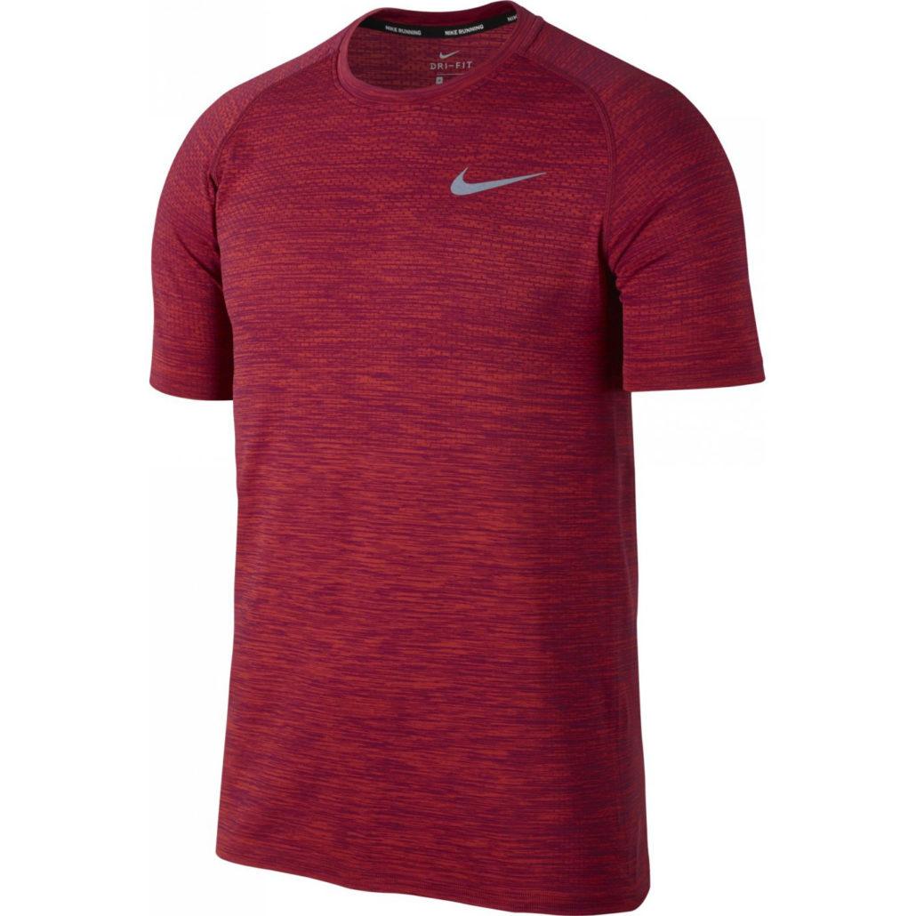 nike rouge tshirt