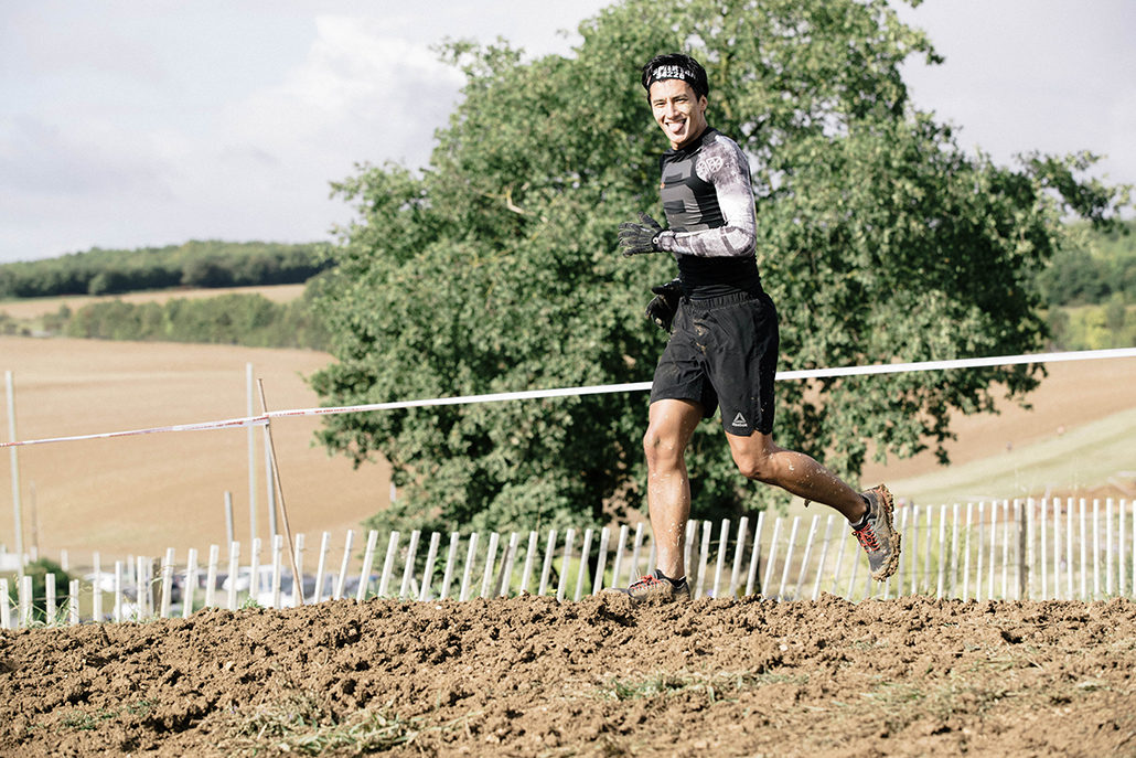 Spartan race Atlantique Super Jigmé running run