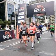 20km kilometres geneve suisse running race course run course à pied