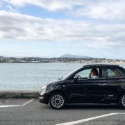 drivy location voiture fiat 500 drive driver conduite bordeaux france ocean pays-basque saint-jean-de-luz
