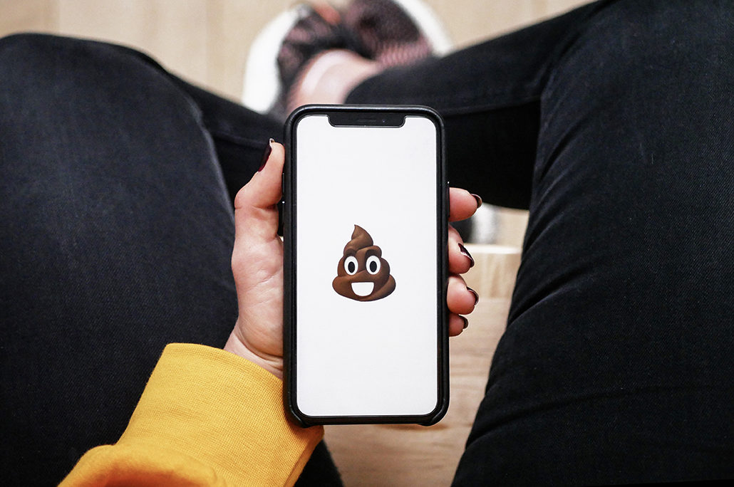 iPhone X 10 avis test apple geek phone ios animoji poop