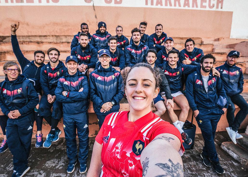Le rugby à 7 – Découverte et immersion avec l'équipe de France