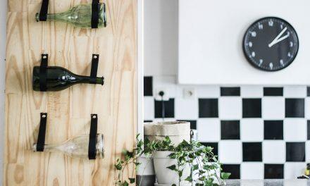 3 DIY pour donner une nouvelle vie à vos bouteilles de vin