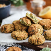 Falafal recette recipe food cuisine cooking healthy blog facile préparation cook pois chiche herbes maison homemade