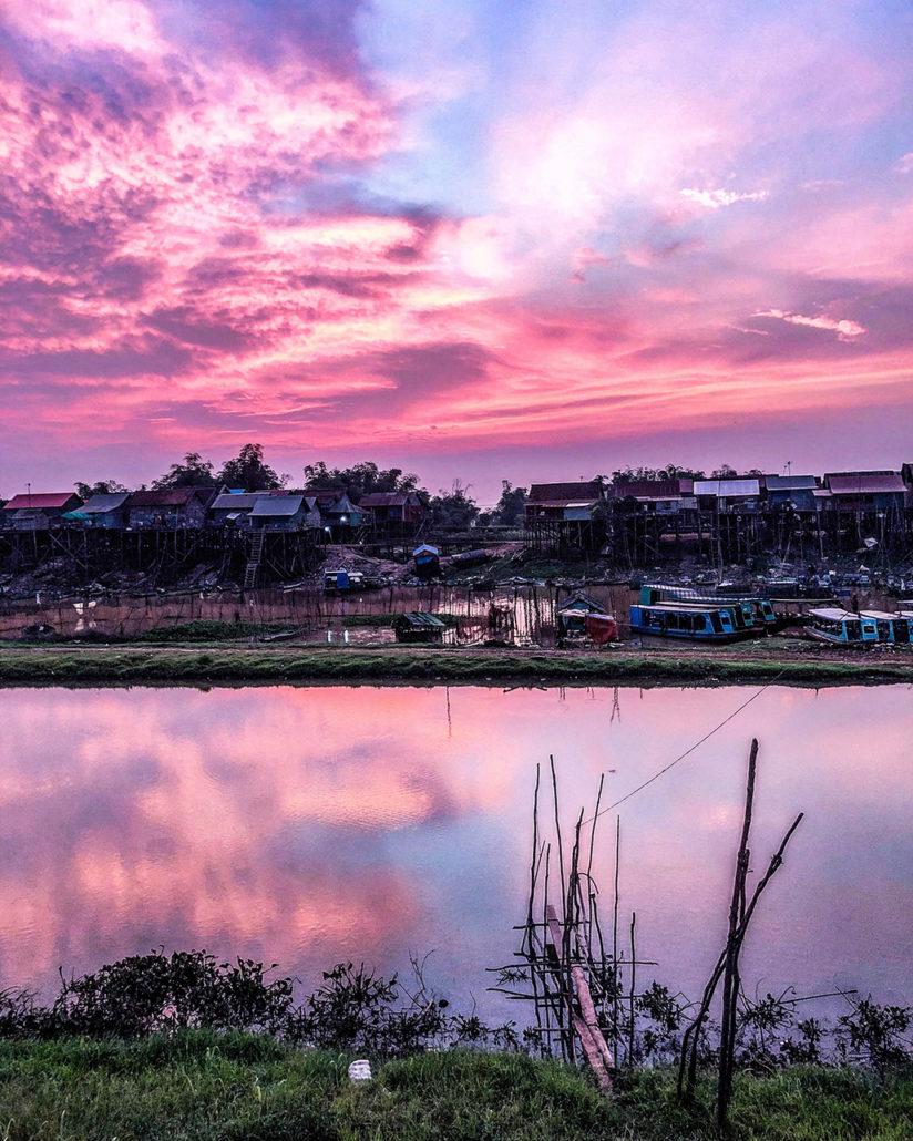 Raid des Amazone sport Cambodge Voyage Running Course à pied vélo canoë femme trek trail run féminin association Asie tourisme découverte temple wat