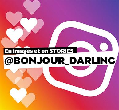 Photo Instagram avec le @bonjour_darling