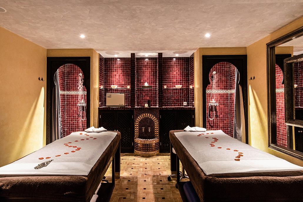 Les Cents Ciels Hamman traditionnel savon noir gommage soin massage Bordeaux détente relaxation beauté cadeau moyen orient calme oriental apaisant bonne adresse