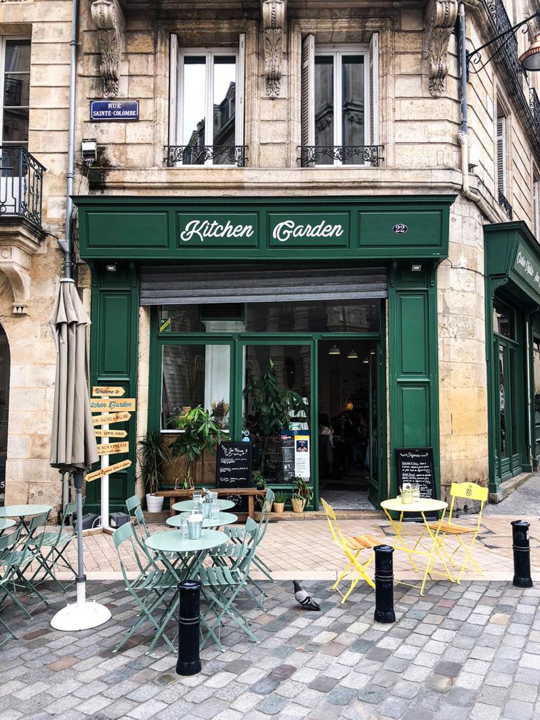 kitchen garden restaurant v g tarien bordeaux avis bonjour darling. Black Bedroom Furniture Sets. Home Design Ideas
