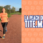 marie motivation sport sportive running course à pied triathlon vélo sourire détermination #moveyourpeach