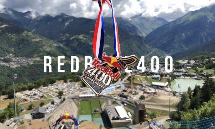 J'ai fait le Red Bull 400 à Courchevel… deux fois !