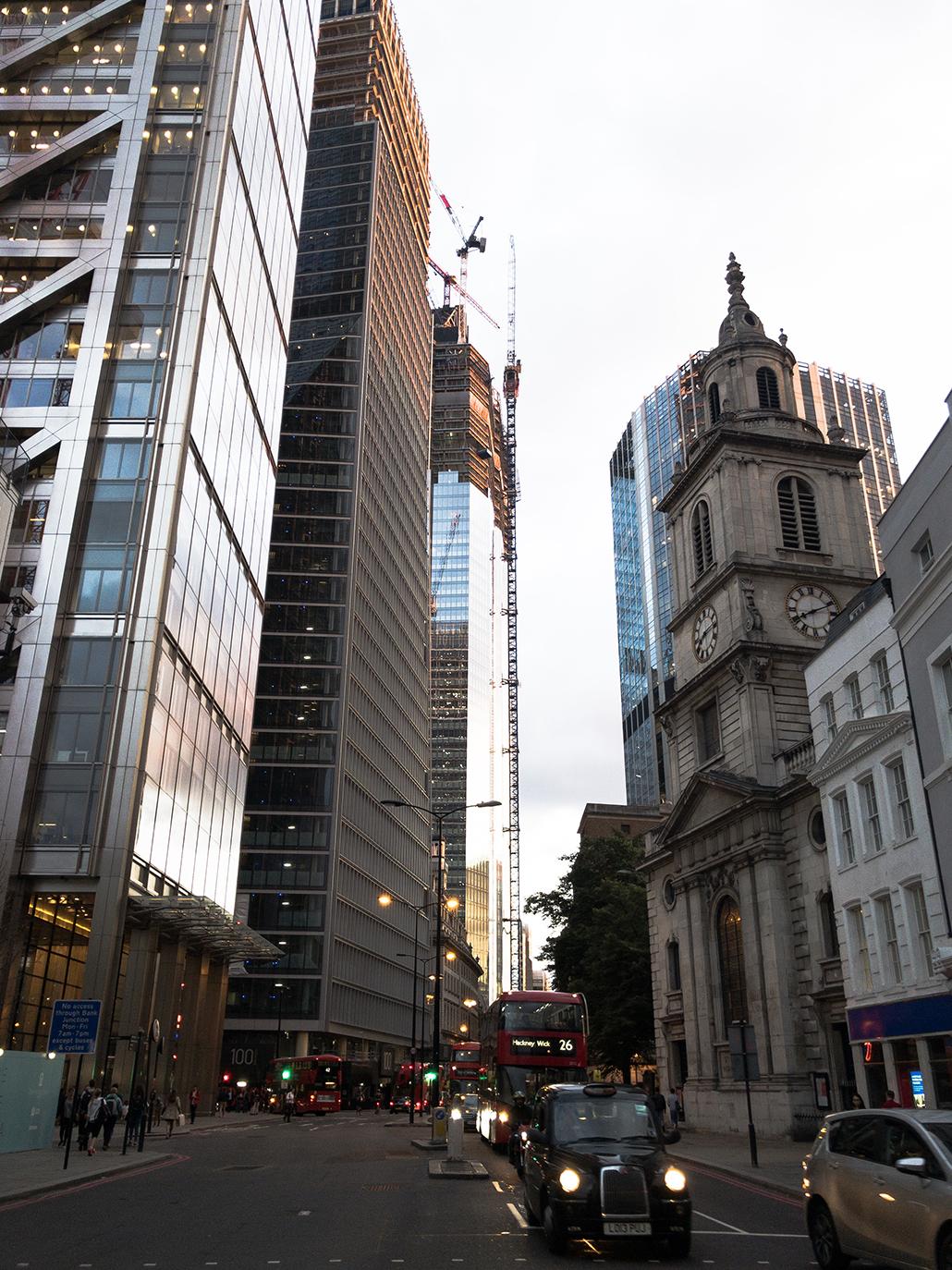 Londres London voyage trip expat conseil astuce city building