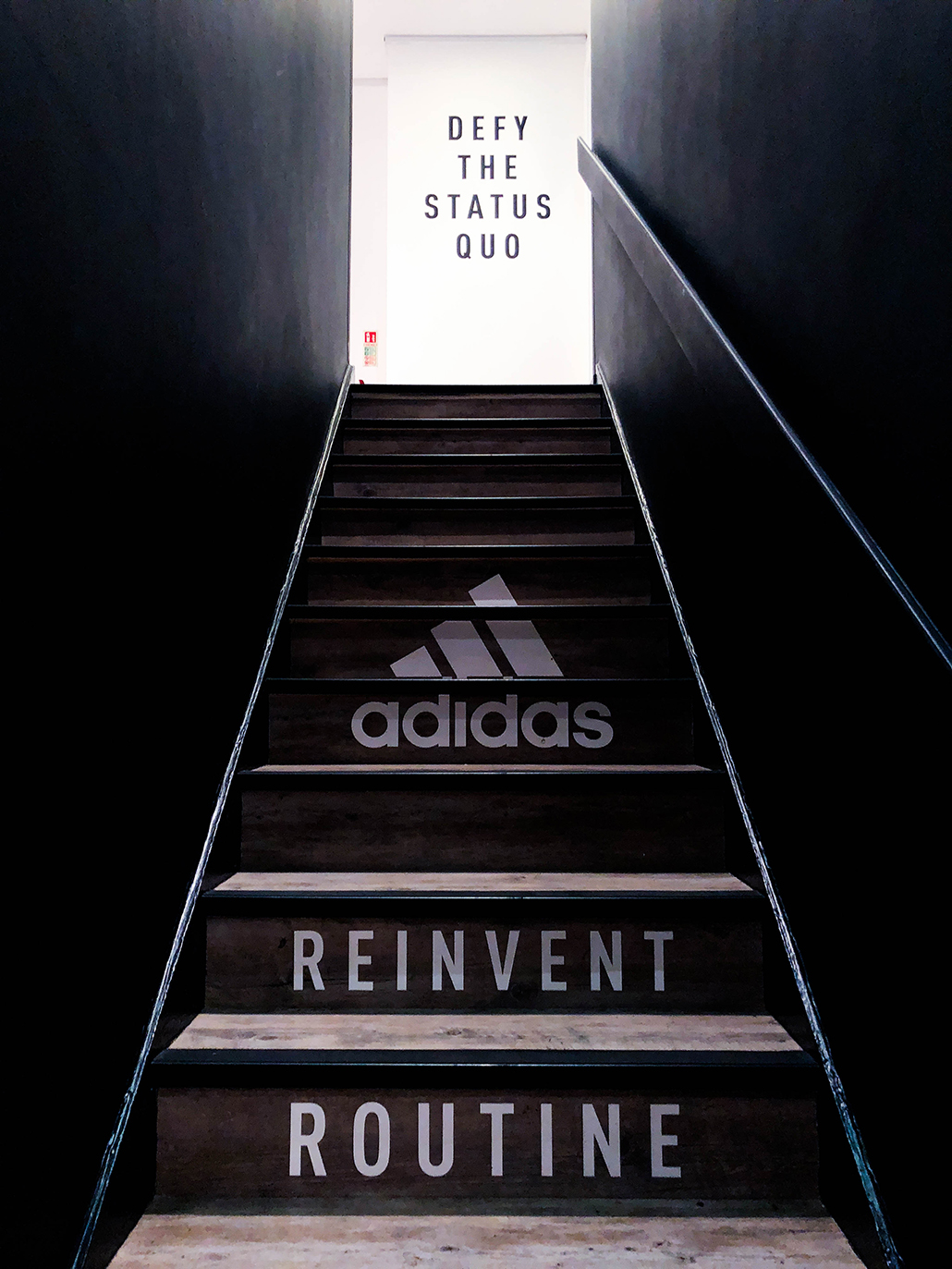 Adidas London Studio Fitness Training Runners Entrainement course à pied HIIT Londres gratuit sport free shoreditch bricklane brick lane Femme women here to create