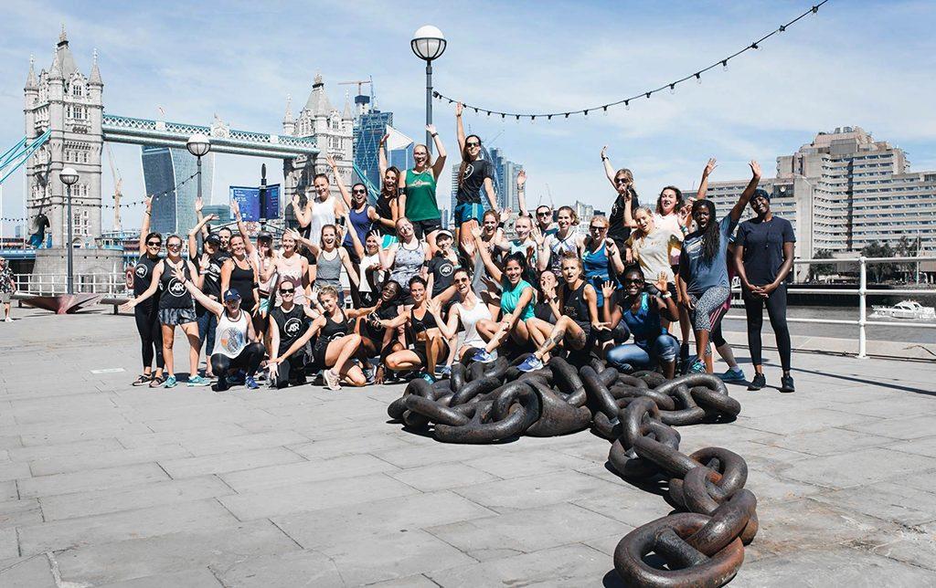 Faire du sport gratuitement et entre femmes au Adidas Studio de Londres