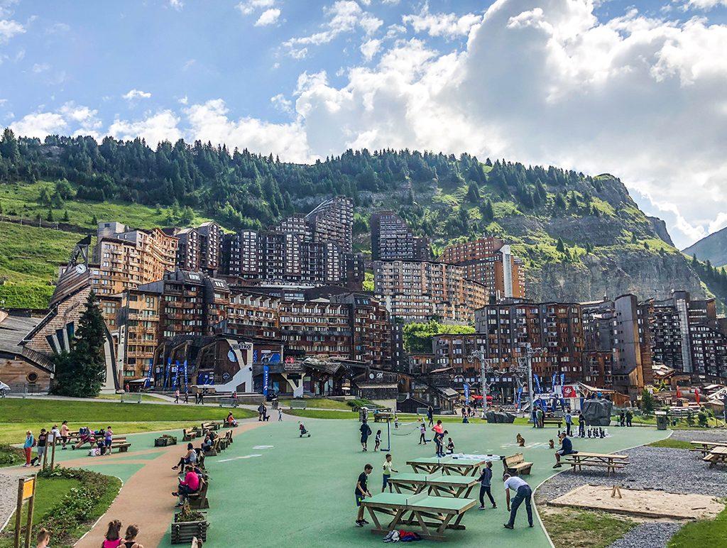 Un week-end d'été à la montagne #3 : Avoriaz