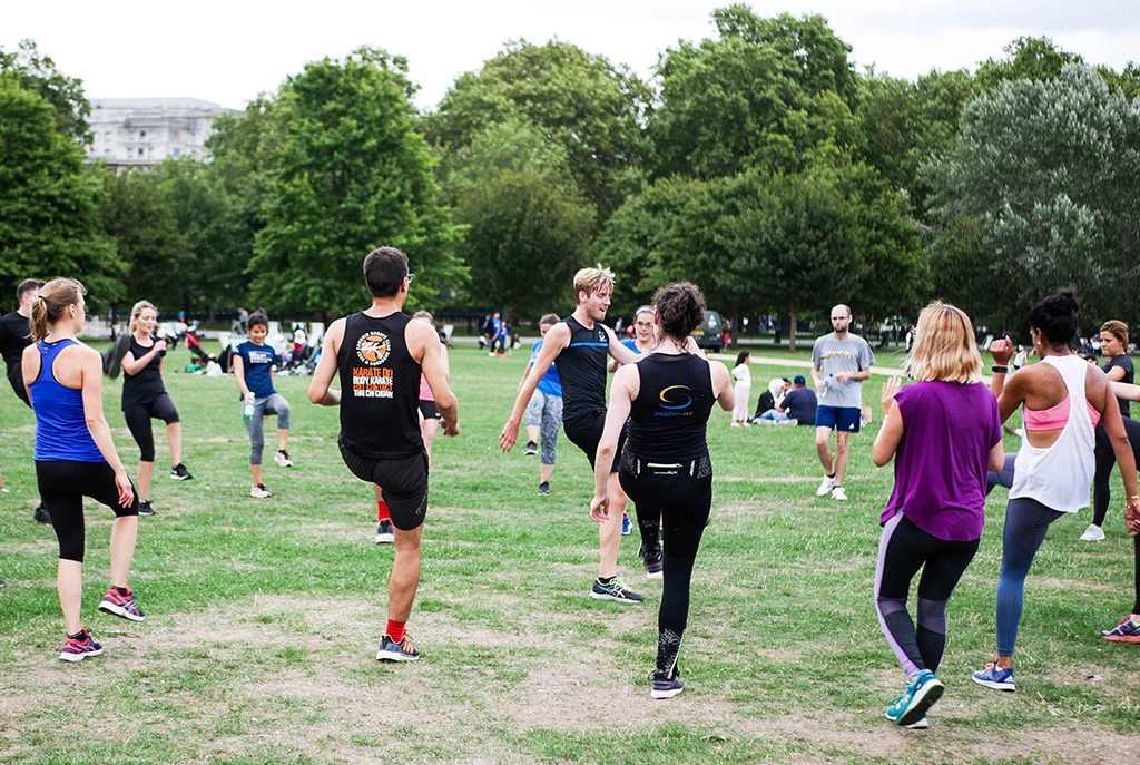 Découverte du sport qui donne le sourire : Swedish Fit London