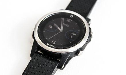Garmin Fenix 5S – La montre incontournable – Test et Avis