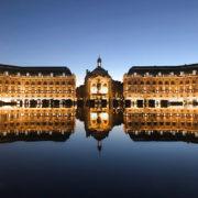 Courir Bordeaux Miroir d'eau parcours