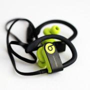 PowerBeats Sport Jaune Ecouteur Headphone accessoires