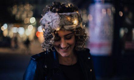 DIY- Headband fausse fourrure lumineux d'hiver