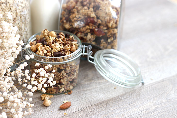 Granola – Recettes, accompagnements, astuces…