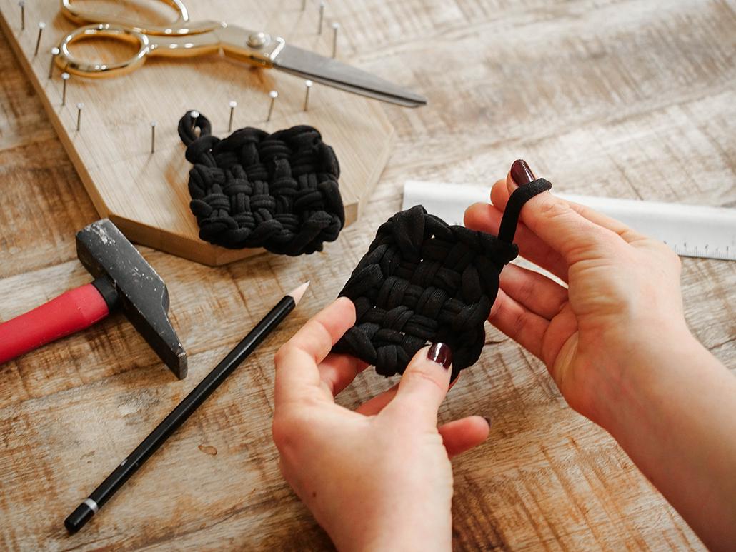 DIY – Tawashi – Recycle tes collants