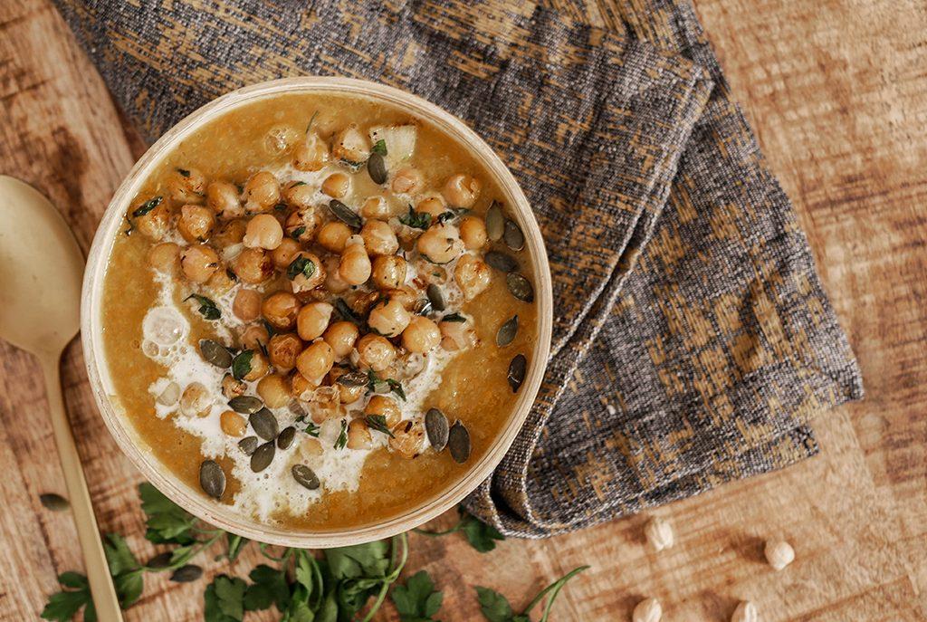 Séléction de recettes de soupes pour tous les goûts