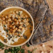 Soupe soup recipe recette vegetarian veggie vegan food cuisine