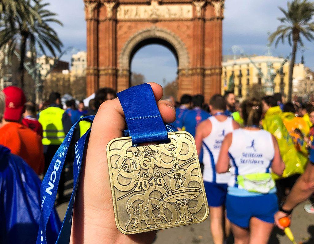 Courir le Semi-marathon de Barcelone — CR et infos pratiques
