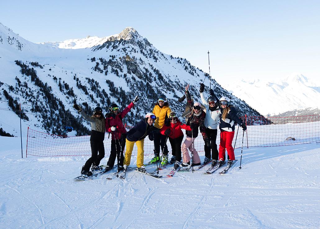 Station de ski Les Arcs – Transport, logements, activités…