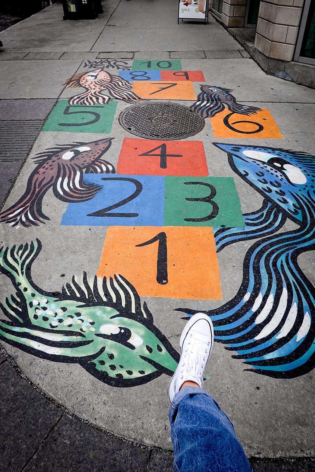 Montréal Canada city guide Quebec tourisme street art