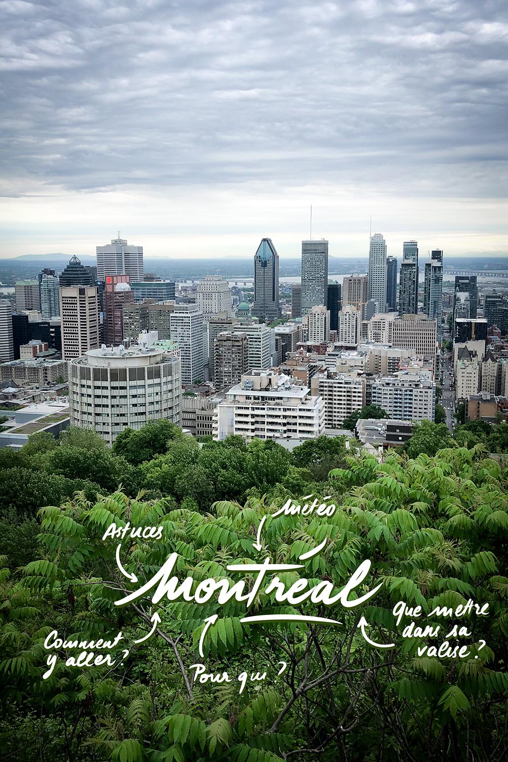 Montréal Canada city guide Quebec tourisme