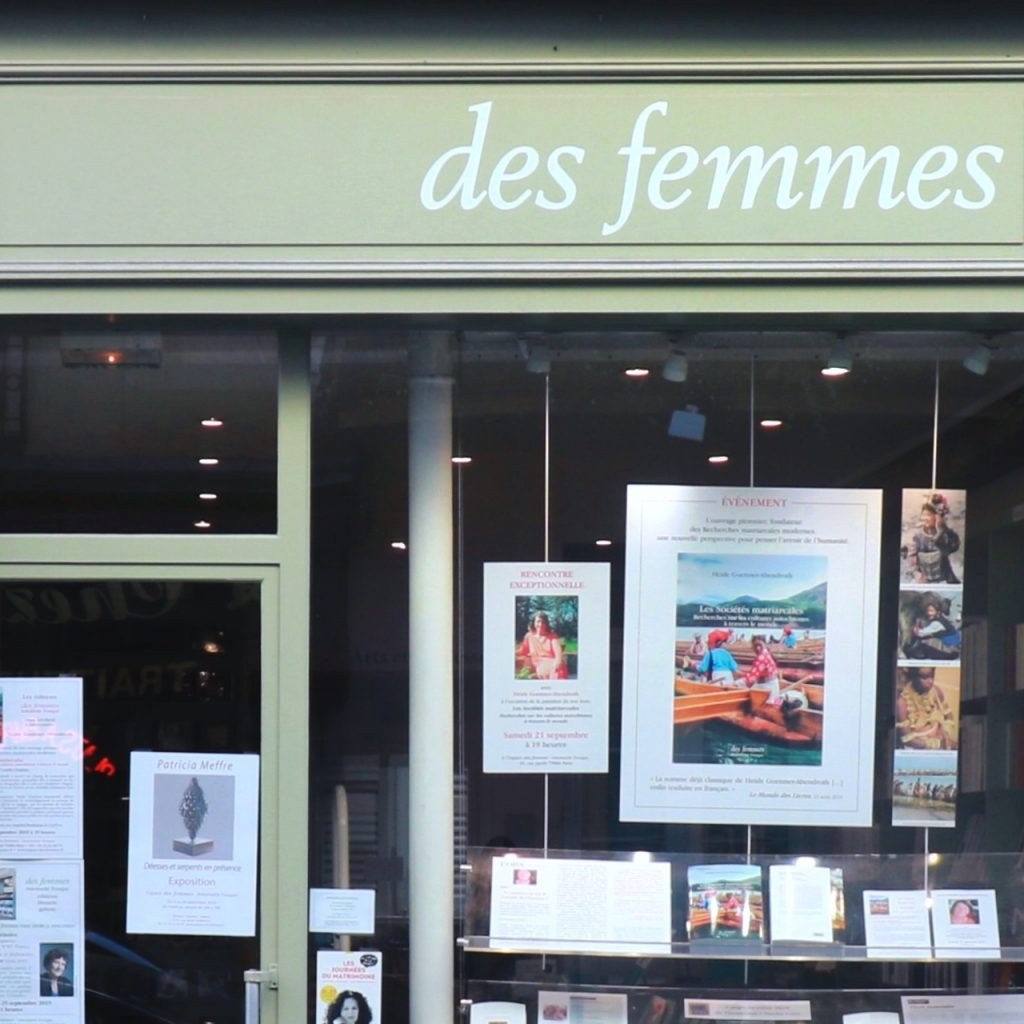 Librairie Des Femmes à Paris : le paradis des autrices