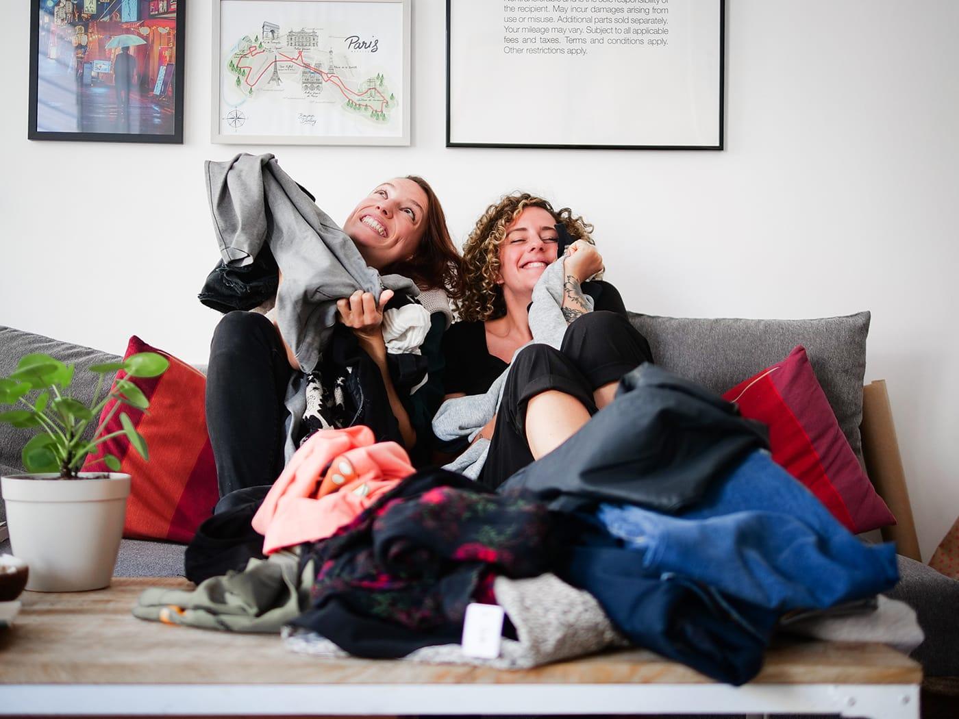 Trier, donner, vendre ses vêtements – Astuces