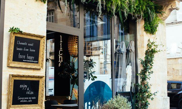 Lichen, restaurant coup de coeur à Bordeaux