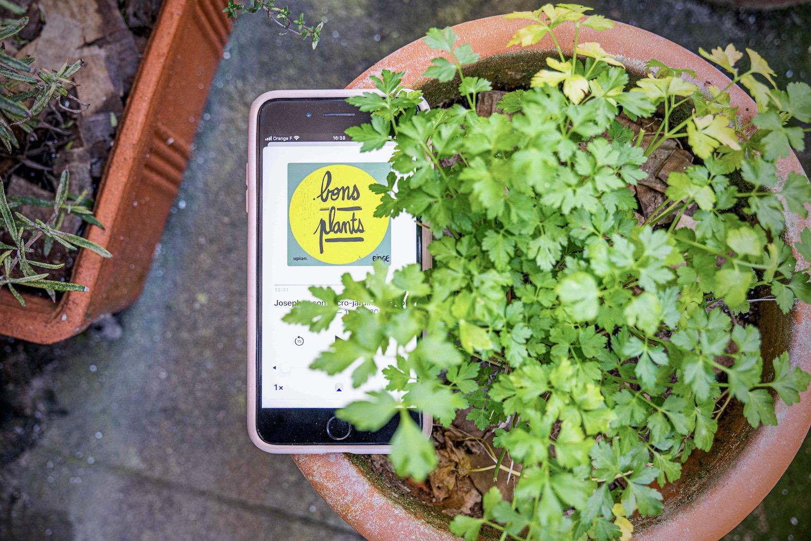 Sélection de podcasts autour de l'écologie et de l'environnement