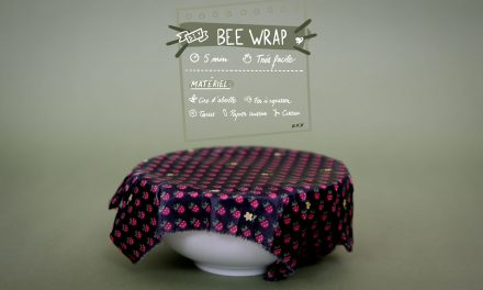 DIY – Fais un Bee-Wrap