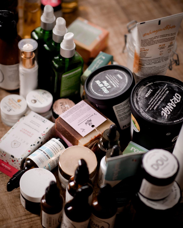 Top produits de beauté de l'année 2020 - Bio, Naturel, locaux, fait en France, artisanat, crème, gel, shampoing, déodorant