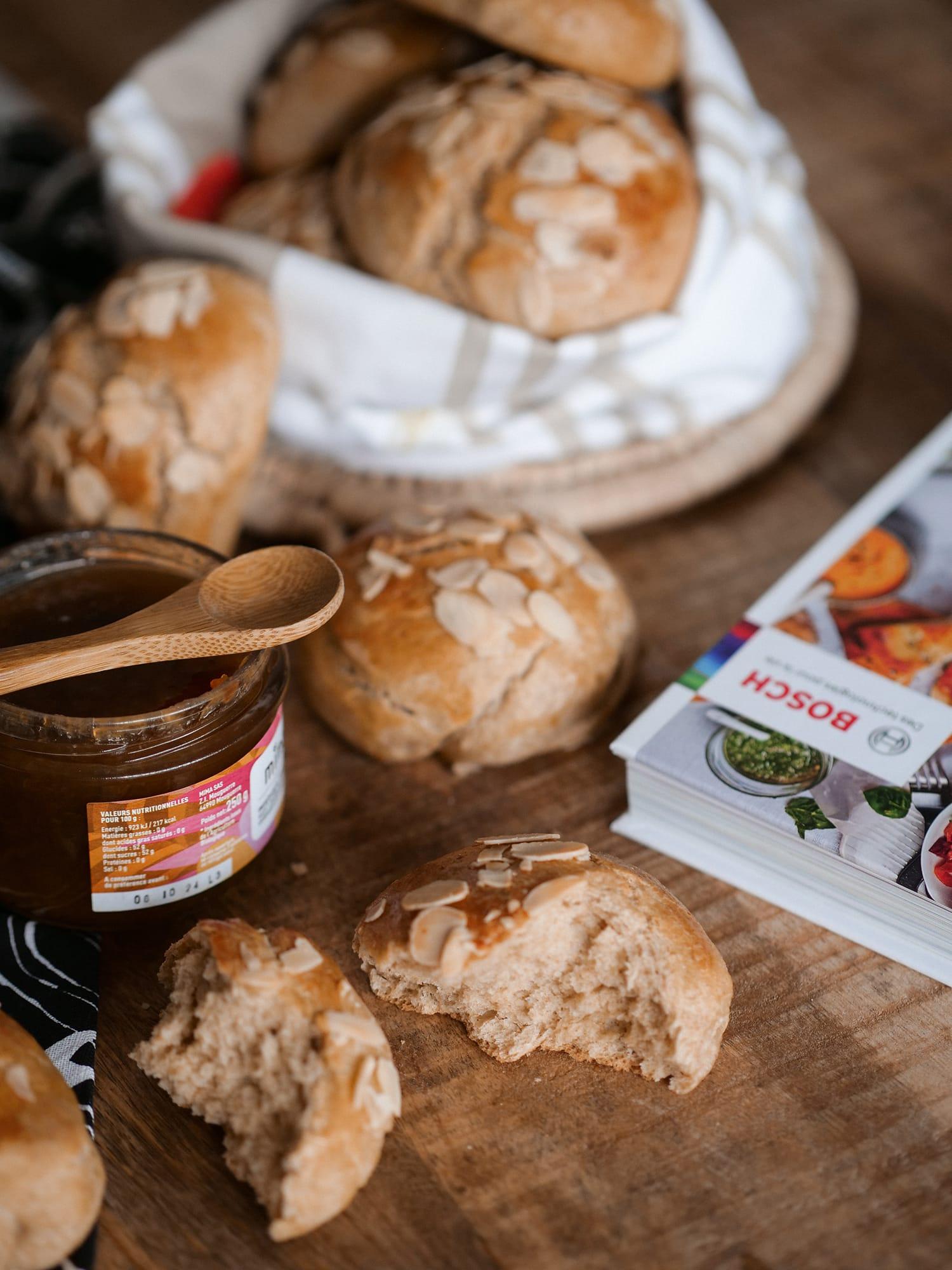 Boules énérgétiques avec Cookit de Bosch - Cacao/Beurre de Cacahuètes et Dattes/miel