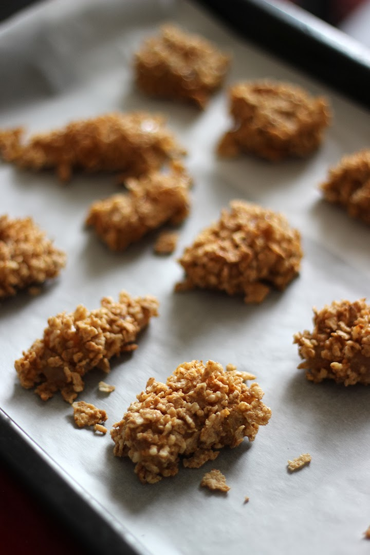 Nuggets poulet healthy