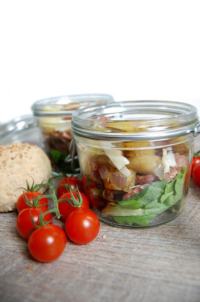 battle food 9 pique nique in a jar bonjour darling. Black Bedroom Furniture Sets. Home Design Ideas