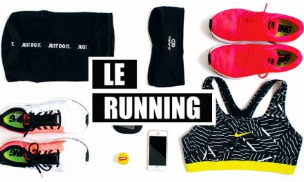 Le running #concours