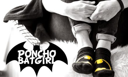 Poncho de Super-Héros ! #concours