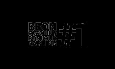 Be On Coaching x Bonjour Darling #1 : Présentation