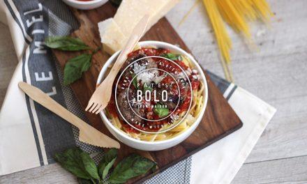 Spaghettis bolo'