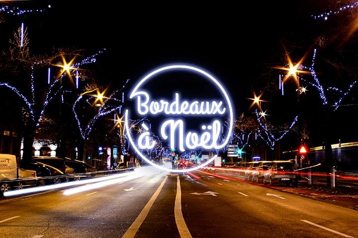 Bordeaux sous les lumières de Noël